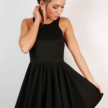 Crazy Beautiful Fit & Flare Dress