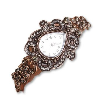 Vintage Bracelets Wrist Watch Jewelry