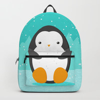 Penguin Backpack by edrawings38