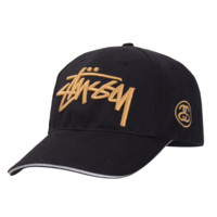 Black Fashion Stussy Baseball embroidered cap Hat