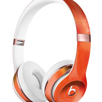 Red 53 Absorbed Watercolor Texture Full-Body Skin Kit for the Beats by Dre Solo 3 Wireless Headphones