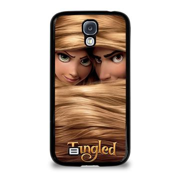tangled rapunzel 1 disney samsung galaxy s4 case cover  number 1