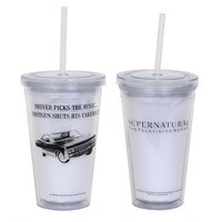 Supernatural Impala Travel Cup |