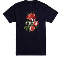 The 1975 Floral Logo T-Shirt