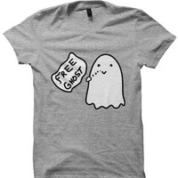 """ Free Ghost "" T-Shirt"