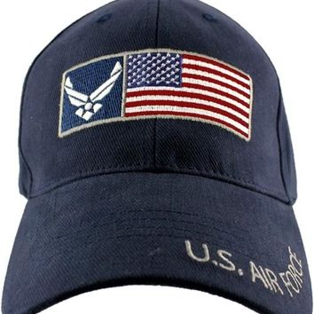 U.S. Air Force embroidered Old School Low Profile Hat