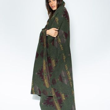 Forest Adventure Fabric Throw