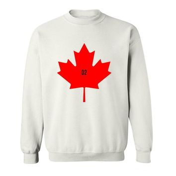 Various Colors Funny Cotton Vintage Canada funny Hoodies Sweatshirts for men