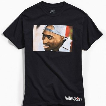 Tupac Poetic Justice Tee | Urban Outfitters