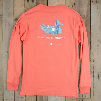 Southern Marsh Authentic Heritage Collection - South Carolina - Long Sleeve