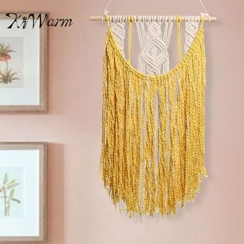 High Quality Bohemian Macrame Woven Wall Hanging Handmade Tapestry