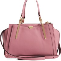 COACH Dreamer Leather Colorblock Handbag | Nordstrom