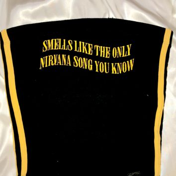 SWEET LORD O'MIGHTY! THE ONLY NIRVANA SONG BOOB TUBE