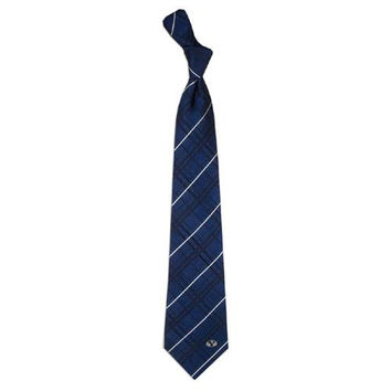 Brigham Young Cougars NCAA Oxford Woven Mens Tie