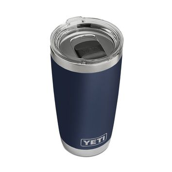 20 oz. DuraCoat Rambler Tumbler in Navy with Magslider™ Lid by YETI