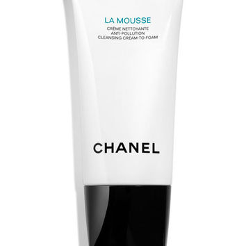 CHANEL LA MOUSSEAnti-Pollution Cleansing Cream-to-Foam
