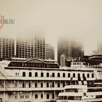 Float into the City, San Francisco Belle, photography, vintage