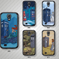 Doctor Who, Samsung Galaxy S3 case, Samsung Galaxy S4 case, Disney, The little mermaid, Ariel, Phone cases, Phone Covers - D01