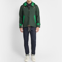 Band of Outsiders - Mackintosh Bonded-Cotton Pullover Jacket | MR PORTER