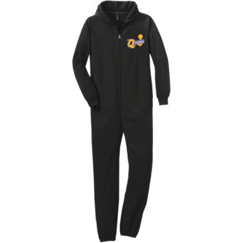 Draymond Green Quickie DT900 District Adult Fleece Onesuit