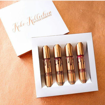 KYLIE KOKO Kollection by kylie cosmetics 4pcs sets