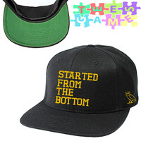 Started from The Bottom Owl snapback Hat