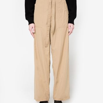 NSCO / Easy Pants in Beige