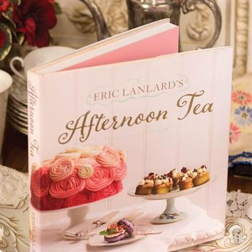 Afternoon Tea Cookbook | Eric Lanlard Recipes