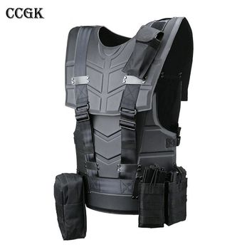 CCGK Tactical Vest Multi-functional Tactical Body Armor Vests