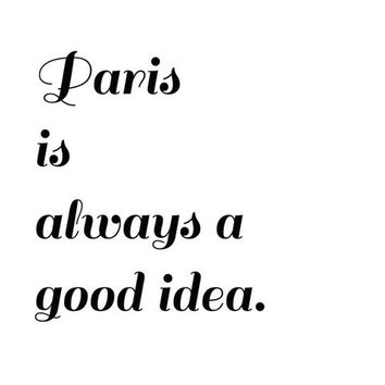 Instant Printable Paris is always a good idea.  Instant Download, French Decor Wall Art, Typography, Word Art, Wall Decor