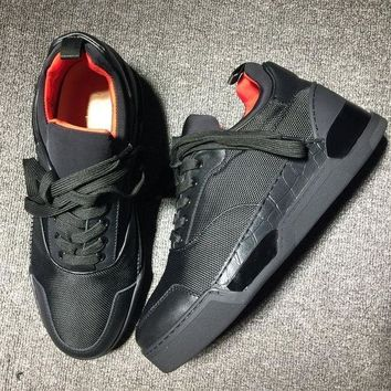 DCCK2 Cl Christian Louboutin Style #2132 Sneakers Fashion Shoes