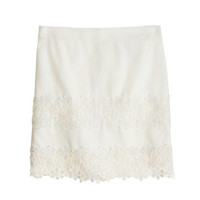 J.Crew Womens Daisy Lace Mini