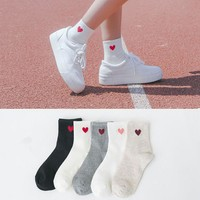 Cotton Socks 5 pair/set [47762571276]