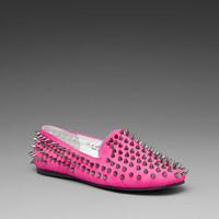 UNIF  Hell Raisers Flat in Bubblegum Pink at Revolve Clothing