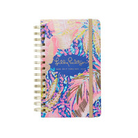 Lilly Pulitzer 2017-2018 MEDIUM AGENDA - OFF THE GRID