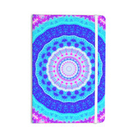 "Iris Lehnhardt ""Summer Colors"" Pink Blue Everything Notebook"
