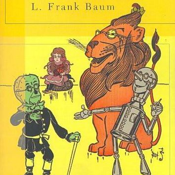 The Wonderful Wizard of Oz (Barnes & Noble Classics)