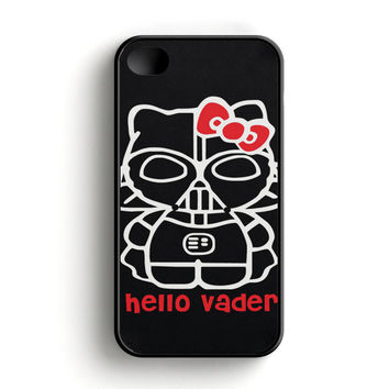Hello Darth Vader iPhone 4|4S Case