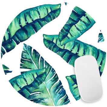 Tropical Glam Mouse Pad Decal
