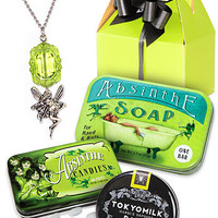 Absinthe Fairy Gift-Wrapped Set