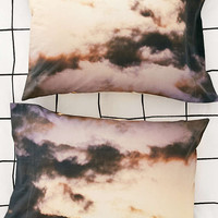 C. Michael Frey X UO Clouds Pillowcase Set - Urban Outfitters