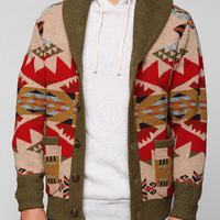 Pendleton Journey West Shawl Cardigan - Urban Outfitters