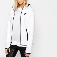 Nike Fleece Zip Through Hoodie