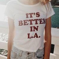MASON BETTER IN LA TOP
