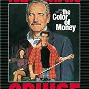 Walt Disney Home Entertainment - The Color of Money (1986) / DVD Paul Newman, Tom Cruise, Randall Arney, Elizabeth Bracco, Bill Cobbs