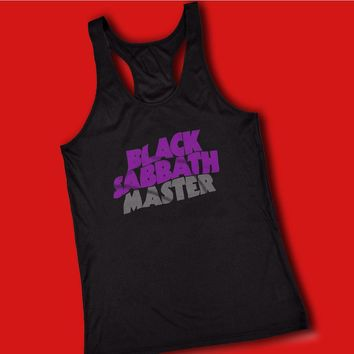 Black Sabbath Rock And Roll Tees Women'S Tank Top