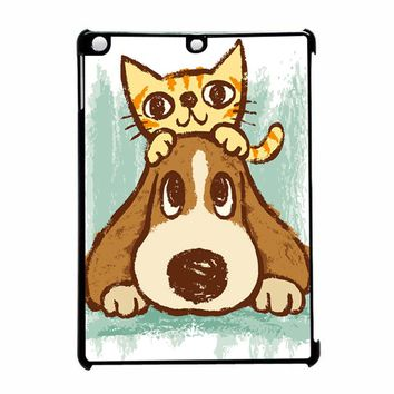 Cute Cat 2 selfcase iPad Air Case