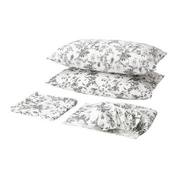 ALVINE KVIST Sheet set - Queen - IKEA