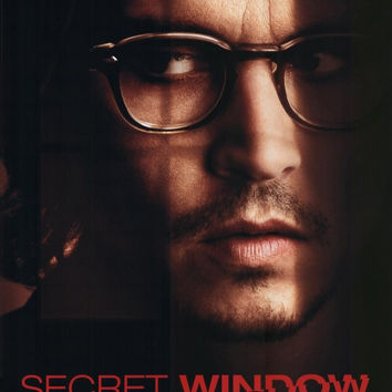 Secret Window 11x17 Movie Poster (2004)