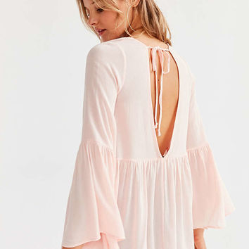 Kimchi Blue Mallory Babydoll Top - Urban Outfitters